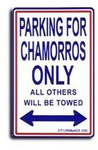 Guam Parking Sign - $11.94