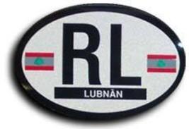 Lebanon oval decal 3893 thumb200