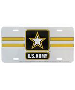 Army (Star) License Plate - $11.94