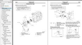 2012 Mitsubishi L200 Truck Factory Service/Workshop Manual - $15.00