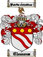 Clem coat of arms download
