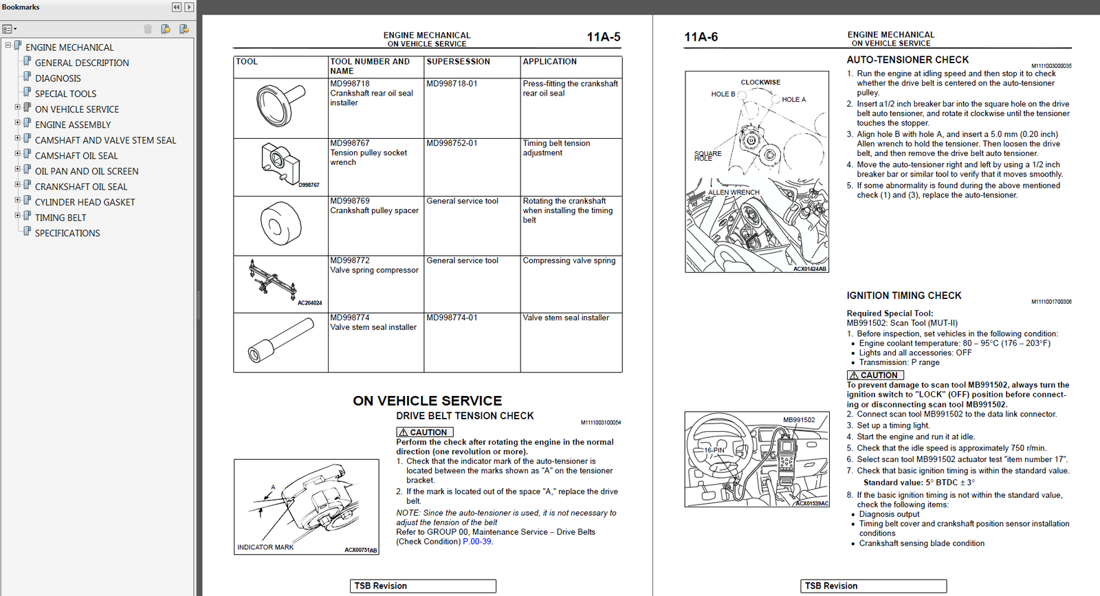 Sample22. Sample22. 2003 Mitsubishi Montero Factory Repair Service Manual  MSSP-004B-2003. Free Shipping