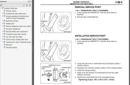 2004 Mitsubishi Montero & Montero Sport Factory Repair Service Manual MS... - $15.00