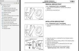 2006 Mitsubishi Montero Factory Repair Service Manual MSSP-004B-2006 - $15.00