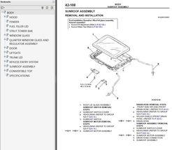 2000-2002 Mitsubishi Eclipse Service Manual - $15.00