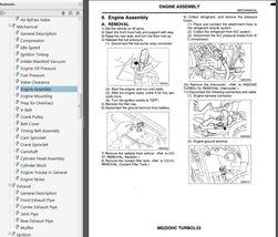 2002-2003 Subaru Impreza Sedan Wagon WRX Factory Repair Service Manual - $15.00