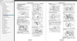 2009 Subaru Impreza 2.5i WRX Factory Repair Service Manual - $15.00