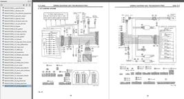 1992-1997 Subaru SVX Factory Repair Service Manual - $15.00