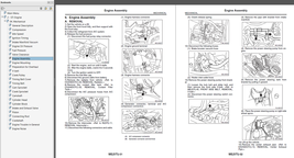 2008 Subaru Impreza 2.5i WRX STi Factory Repair Service Manual - $15.00