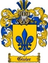 Givler Family Crest / Coat of Arms JPG or PDF Image Download - $6.99