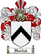 Horlick Family Crest / Coat of Arms JPG or PDF Image Download - $6.99