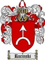 Rucinski coat of arms download