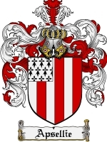 Apsellie coat of arms download