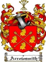 Arrowsmith Family Crest / Coat of Arms JPG or PDF Image Download - $6.99