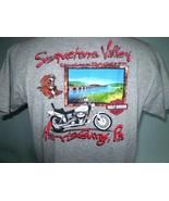 Harley-Davidson Gray T-Shirt Large Harrisburg, Pa - $20.00