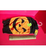 SimplyDog Pet Clothes Large Halloween Holiday Dog Orange Pumpkin Sweater... - $8.54