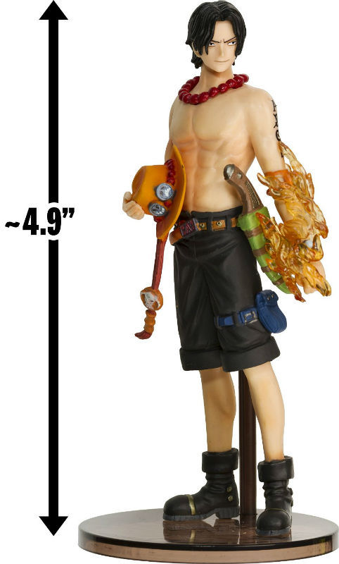 Super One Piece Styling: Flame of the Revolution Series Portgas D. Ace Figure  - $19.99