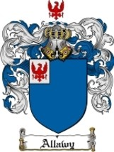Allawy Family Crest / Coat of Arms JPG or PDF Image Download - $6.99