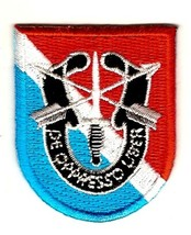 US Army 11th Special Forces Group Flash Patch with Crest SFG Patch - $7.99