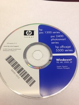 HP PSC 1300 SERIES PSC 2400 PHOTOSMART SERIES H... - $9.99