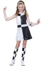 California Costumes 60's Mod Chic Tween Old School Girls Child Costume 0... - $27.00