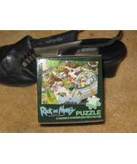Rick & Morty Puzzle (300 Piece 11 x 14) Loot Crate Exclusive - $12.50