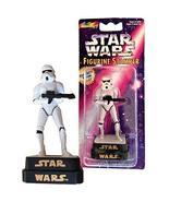 SW Star Wars Year 1997 Figurine Stamper Series 3 Inch Tall Figure - Stor... - $24.99