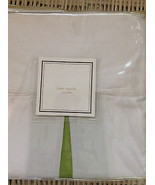 KATE SPADE HARBOR ISLAND BLUE QUEEN BEDSKIRT RARE FIND, CLASSIC KATE! NWT - $39.00