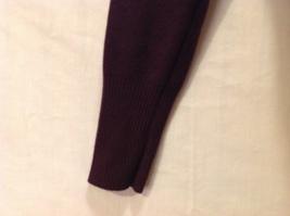 Ann Taylor Womens Plum Purple Pullover Sweater, Size Medium image 5