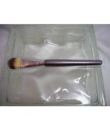 "Vasanti Foundation Bush 7 1/2"" with protective brush head cover - $17.50"