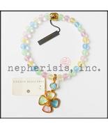 RARE AUTH NWT 1996 Chanel GRIPOIX Multicolor Gl... - $1,800.00