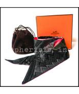 RARE AUTH BNIB Hermes TWILLY PRECIEUX ART DECO ... - $1,500.00