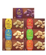 Goldilocks Polvoron Assorted Pack, 7 Flavors of 10.60oz 300g - $72.39