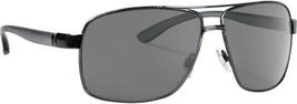 Forecast Optics Men's Women's Blaze  Sunglasses, Gunmetal / Gray - $17.99