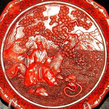 "The Prince and the Python"" Commemorative Plate by the Ming Dynasty  AA20-CP2336  image 2"