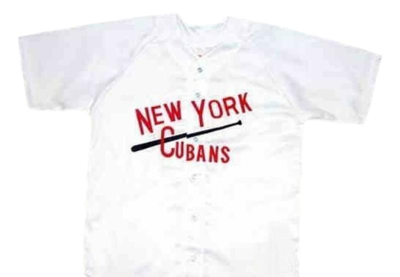 Roberto Alomar New York Cubans Baseball Jersey Button Down White Any Size