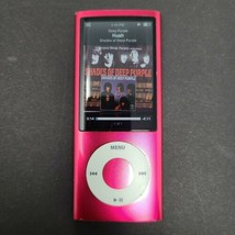 Apple iPod Nano 5th Generation 8GB A1320 Pink Ipod Only - $34.95
