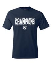 Yankees 2019 AL East Division Champions T-Shirt - $22.99+