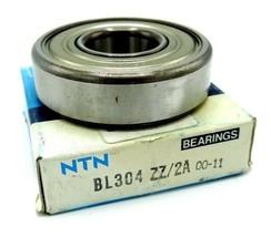 NIB NTN BL304 ZZ/2A BALL BEARING BL304ZZ2A