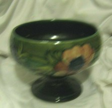 Moorcroft Pedestal dish without damage. - $222.75