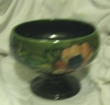 Moorcroft Pedestal dish without damage. - $222.75