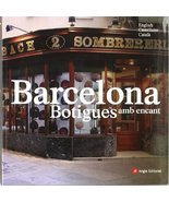Barcelona Botigues amb encant (Souvenir) (Catalan, Spanish and English E... - $148.50