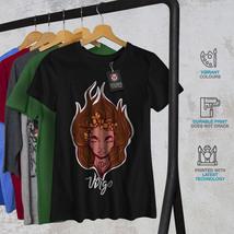Virgo Shirt Zodiac Sign Women T-shirt image 4