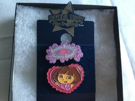 Dora the Explorer Universal Studios Trading Collectors Pin Forever Friends NEW - $16.82
