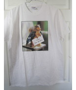 """Arundale Products, Inc. 2001 """"Feed the Birds"""" T-Shirt size Medium on sol... - $29.99"""