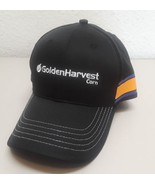 Trucker, Industrial, Baseball Cap, Hat Golden Harvest Corn Syngenta Blac... - $24.74