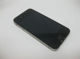 Apple iPhone 4 - 8GB - Black(Verizon) A1349 (CDMA) CRACKED PARTS ONLY - $14.84