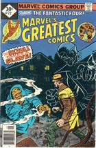 Marvel's Greatest Comics - Fantastic Four #72 (1977) Comic Book - $4.99