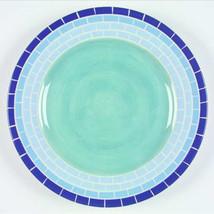 Brushes K.I.C. Hand Painted, Large Dinner Plate Description Brushes, Lig... - $19.99