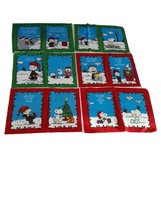 Springs Products Fabric Panel Book I Want A Dog For Christmas Charlie Brown - $20.95